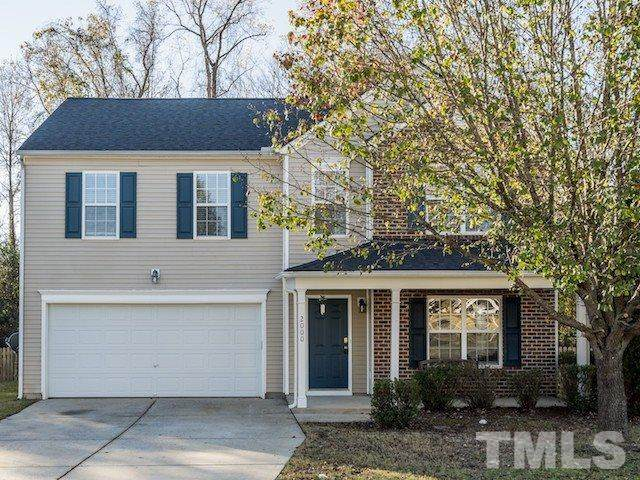 2000 Day Flower Drive, Clayton, NC 27520 (#2354662) :: The Beth Hines Team