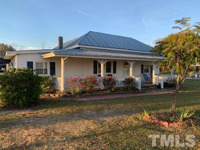 1119 Red Hill Church Road, Dunn, NC 28334 (MLS #2354885) :: On Point Realty