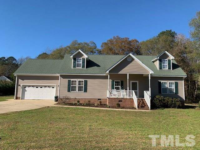 588 Olivia Way, Selma, NC 27576 (#2355066) :: Team Ruby Henderson