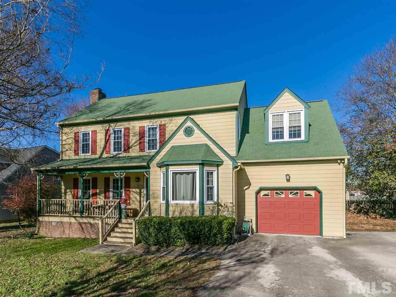 1217 Buttercup Lane, Wake Forest, NC 27587 (#2355083) :: M&J Realty Group