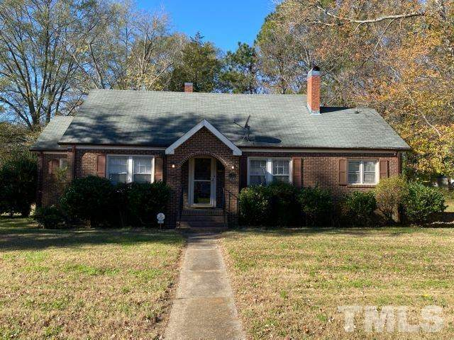 121 Harrison Avenue, Henderson, NC 27536 (MLS #2355152) :: On Point Realty