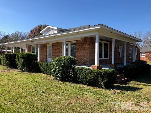 4372 S Us 301 Highway, Rocky Mount, NC 27803 (#2355211) :: Marti Hampton Team brokered by eXp Realty