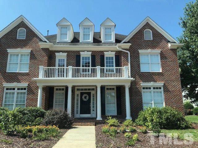 303 Parkridge Avenue, Chapel Hill, NC 27517 (MLS #2355348) :: On Point Realty