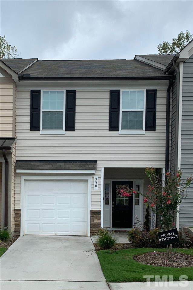 4410 Bethel Park Drive Unit 42, Raleigh, NC 27610 (#2355729) :: The Perry Group