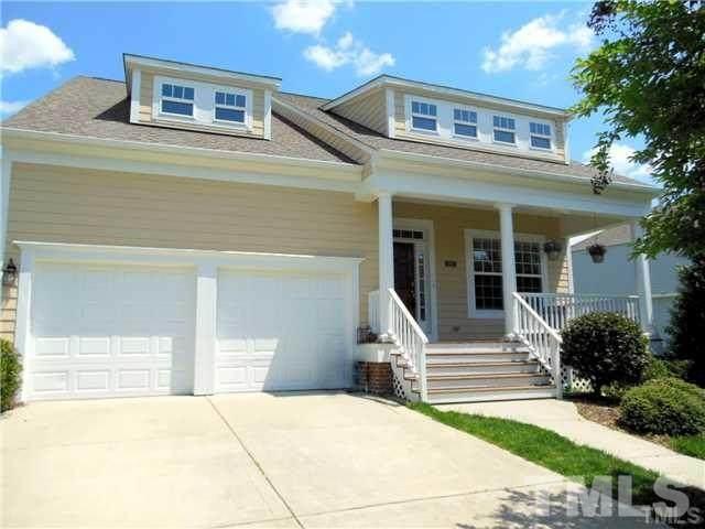 127 N Fields Circle, Chapel Hill, NC 27516 (#2356462) :: Triangle Top Choice Realty, LLC