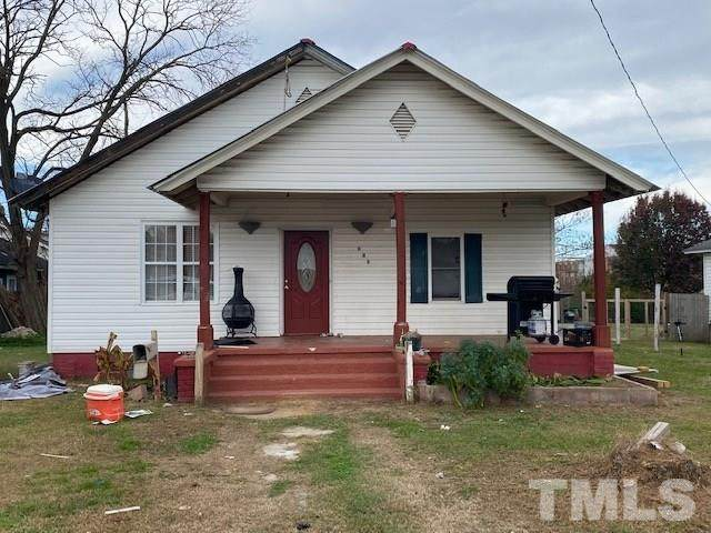 408 W F Street, Erwin, NC 28339 (#2356479) :: Triangle Top Choice Realty, LLC