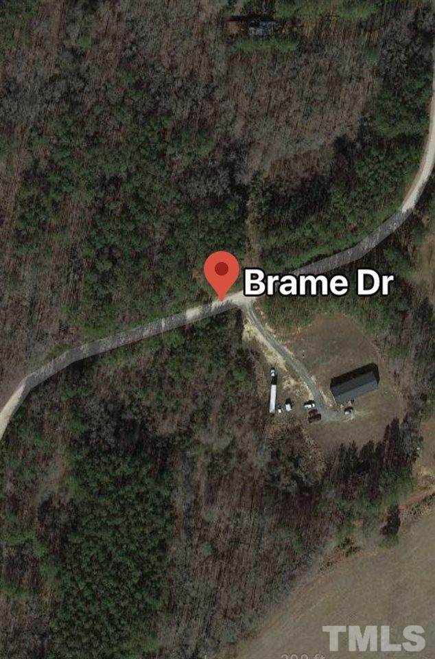 lot 9 Brame Road, Oxford, NC 27565 (#2357071) :: Rachel Kendall Team