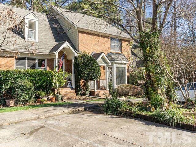 5500 Fortunes Ridge Drive 75B, Durham, NC 27713 (MLS #2358716) :: On Point Realty