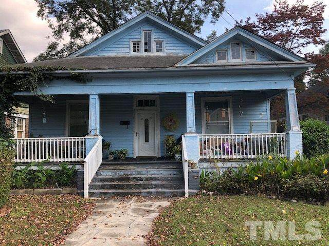 313 Zene Street, Henderson, NC 27536 (#2358777) :: Real Properties