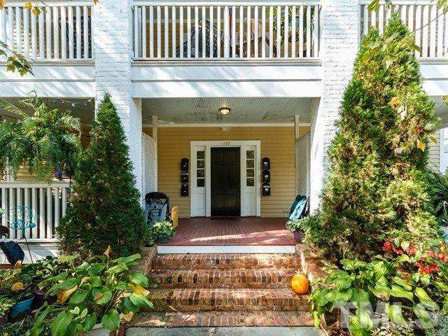 1107 Mordecai Drive #101, Raleigh, NC 27604 (#2358926) :: The Jim Allen Group