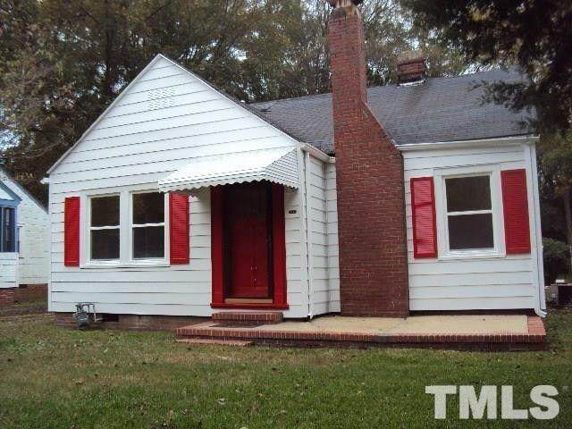 1410 Cypress Street, Rocky Mount, NC 27801 (#2359708) :: Real Properties