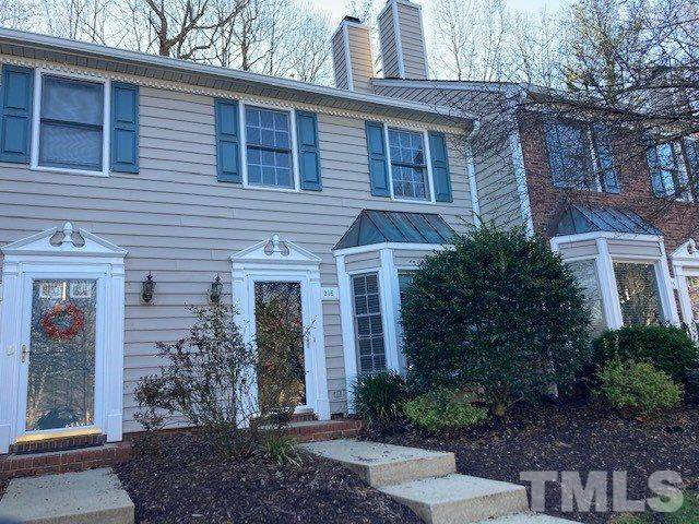 316 Silverberry Court, Cary, NC 27513 (#2361111) :: The Jim Allen Group