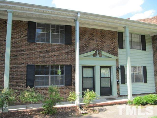 1002 Willow Drive #12, Chapel Hill, NC 27514 (#2361798) :: Real Estate By Design