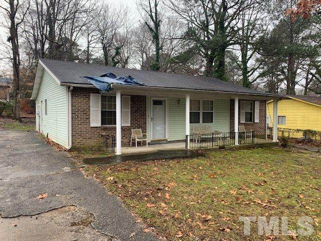 1304 Armstrong Circle, Raleigh, NC 27610 (#2361978) :: Dogwood Properties