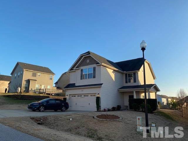 508 Mccarthy Drive, Clayton, NC 27527 (#2361985) :: Sara Kate Homes