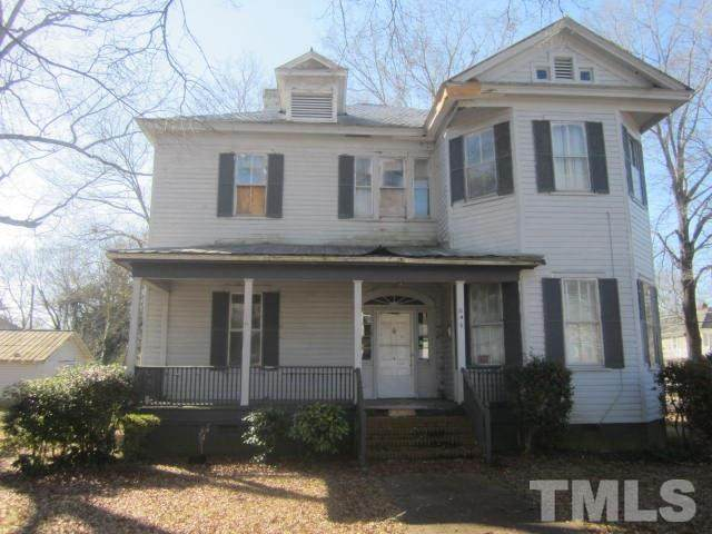 11 W 6th Street, Weldon, NC 27890 (#2361995) :: The Perry Group