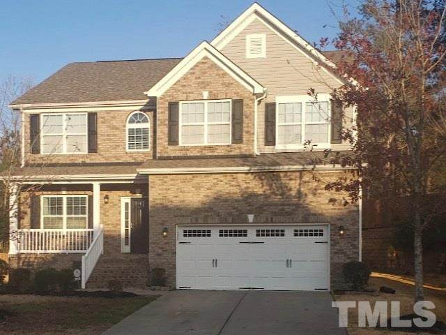 310 Knollcrest Lane, Knightdale, NC 27545 (#2362080) :: The Jim Allen Group