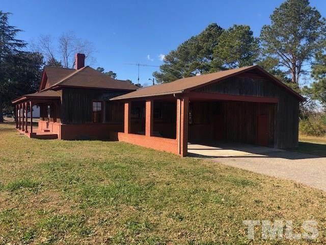 389 E Stewart Street, Coats, NC 27521 (#2362205) :: Real Properties