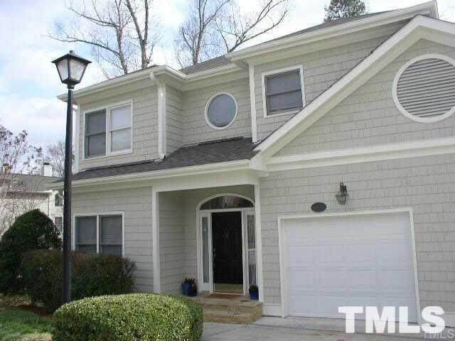 222 Columbia Place West A, Chapel Hill, NC 27516 (#2362626) :: Saye Triangle Realty