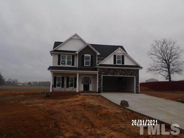 17 Treasure Drive, Lillington, NC 27546 (#2363552) :: Real Properties