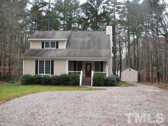 306 S S B Harrison Lane, Henderson, NC 27537 (#2363620) :: The Rodney Carroll Team with Hometowne Realty