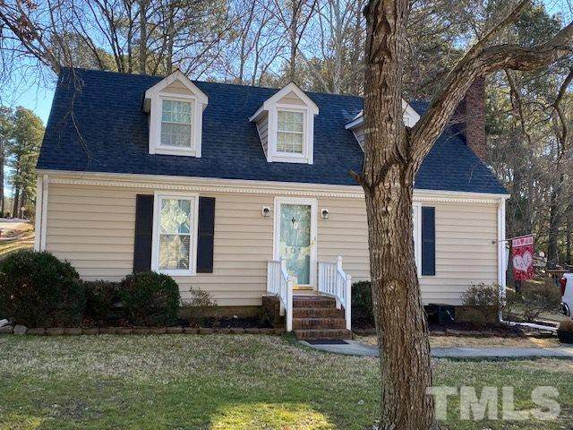 101 Fox Run, Henderson, NC 27536 (#2365531) :: Bright Ideas Realty