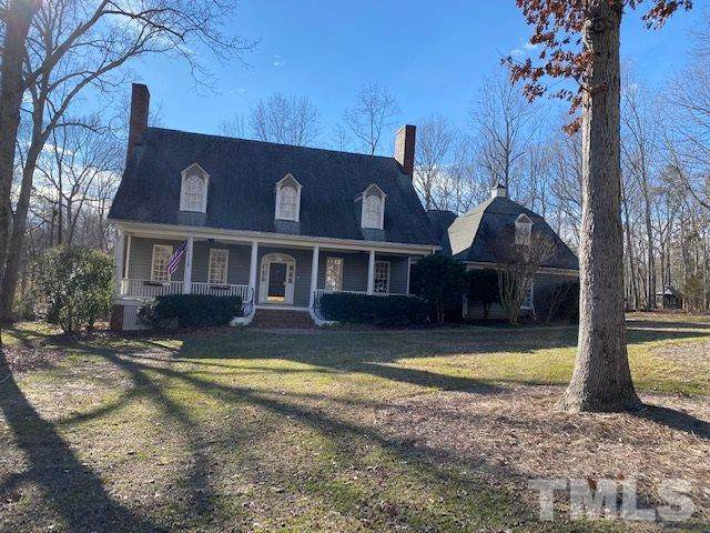 1106 Stonebridge Drive, Durham, NC 27712 (#2365921) :: Choice Residential Real Estate