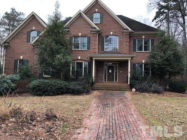 2921 Allenby Drive, Raleigh, NC 27604 (#2366799) :: The Rodney Carroll Team with Hometowne Realty