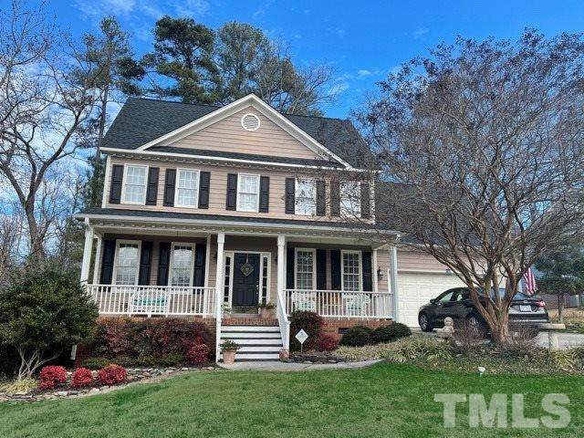 508 Wild Holly Lane, Holly Springs, NC 27540 (#2367436) :: Choice Residential Real Estate