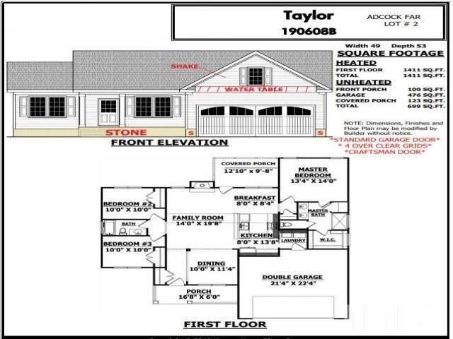 941 Grameta Lane, Lillington, NC 27546 (#2367780) :: Real Properties