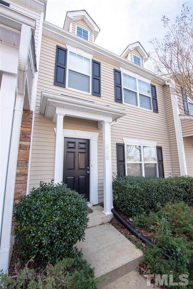 1304 Cozart Street #508, Durham, NC 27704 (#2368624) :: Choice Residential Real Estate