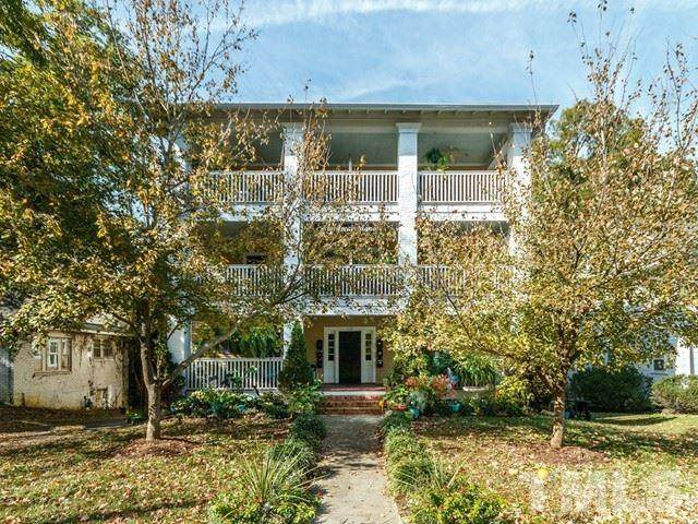 1107 Mordecai Drive #301, Raleigh, NC 27604 (#2368854) :: Real Estate By Design