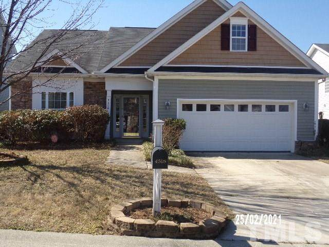 4508 Joe Cotton Drive, Knightdale, NC 27545 (#2368856) :: Triangle Top Choice Realty, LLC