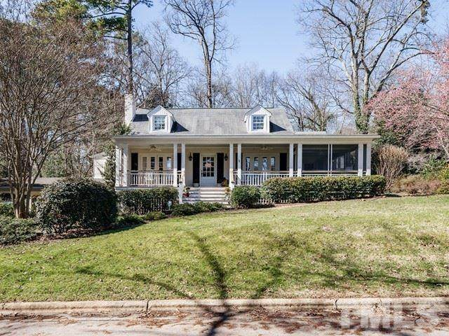 1531 Dellwood Drive, Raleigh, NC 27607 (#2368946) :: Rachel Kendall Team