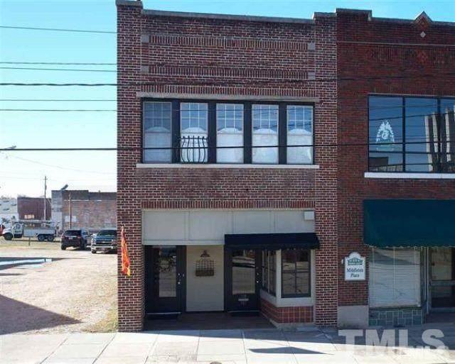 115 W Barnes Street, Wilson, NC  (MLS #2369089) :: The Oceanaire Realty
