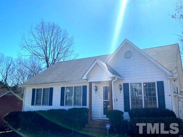 160 Parkhaven Lane, Garner, NC 27529 (#2369413) :: Choice Residential Real Estate