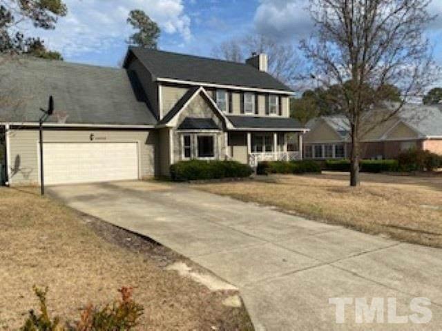 4008 Bankside Drive, Fayetteville, NC 28311 (#2369501) :: RE/MAX Real Estate Service