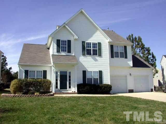 212 Leafgate Court, Holly Springs, NC 27540 (#2369862) :: Real Properties