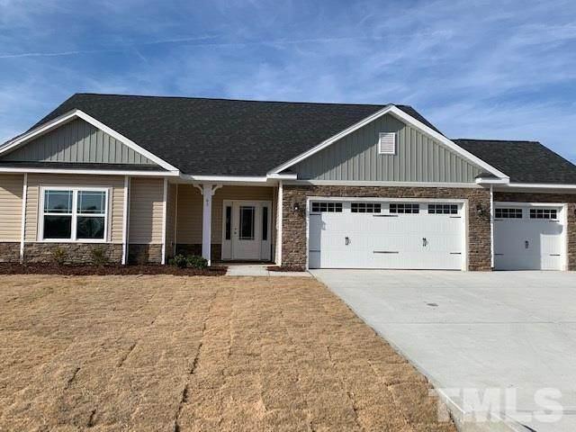 76 Raptor Drive Lot 62, Smithfield, NC 27577 (#2369991) :: Real Estate By Design