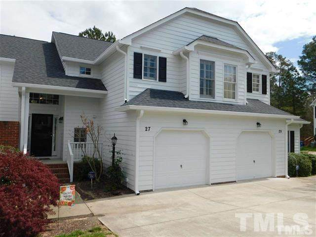 27 Lake Village Drive, Durham, NC 27713 (#2370002) :: M&J Realty Group