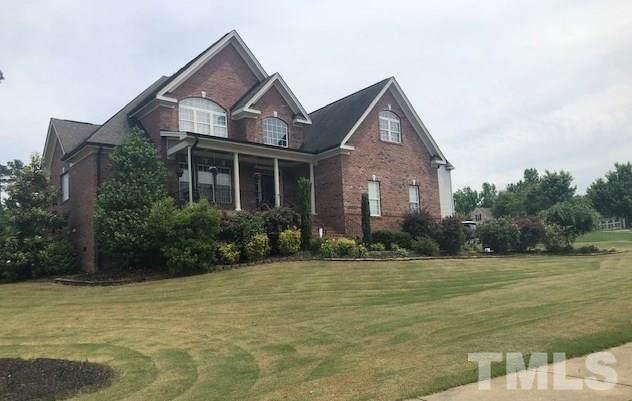 265 Tallowwood Drive, Garner, NC 27529 (#2370005) :: The Beth Hines Team