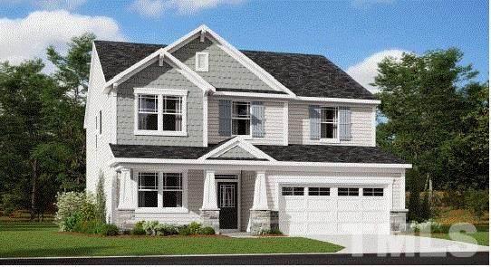 704 Coker Drive, Fuquay Varina, NC 27526 (#2370016) :: Real Properties
