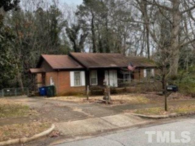 7408 Mine Shaft Road, Raleigh, NC 27615 (#2370191) :: Rachel Kendall Team