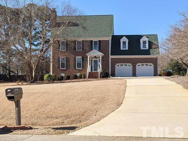 6104 Wolverhampton Drive, Raleigh, NC 27603 (#2370238) :: Masha Halpern Boutique Real Estate Group