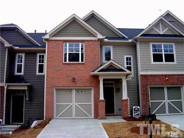 235 Linden Park Lane, Cary, NC 27519 (MLS #2370363) :: The Oceanaire Realty