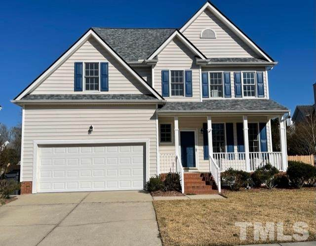 1603 Old London Way, Apex, NC 27523 (#2370439) :: The Rodney Carroll Team with Hometowne Realty