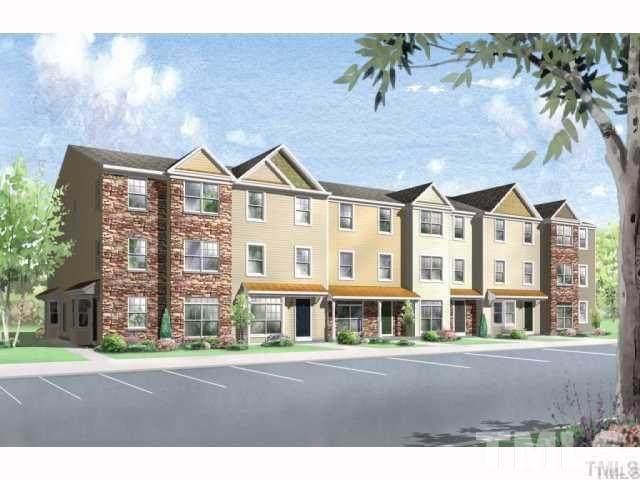 201 Coalinga Lane #109, Raleigh, NC 27610 (#2370542) :: The Perry Group