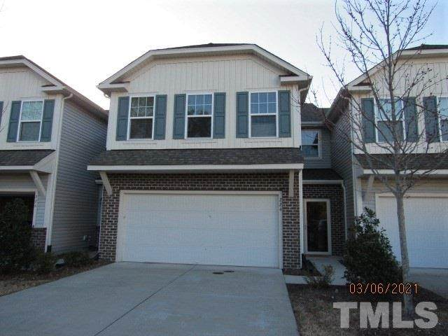224 Hamlet Place, Morrisville, NC 27560 (#2370695) :: Real Properties