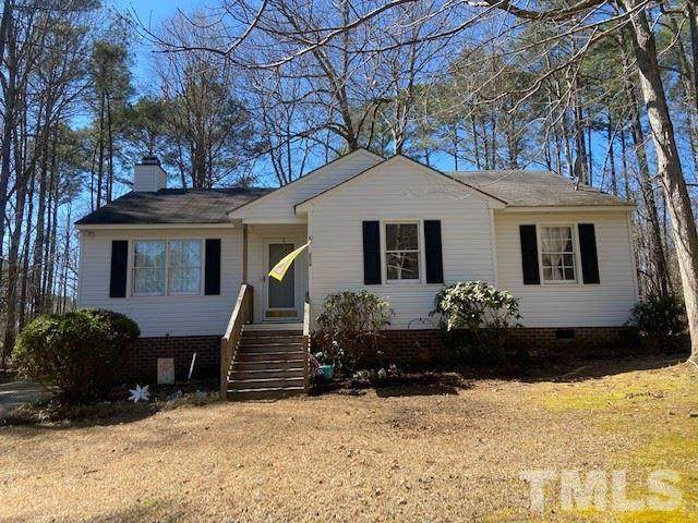 206 Shawnee Drive, Louisburg, NC 27549 (#2370752) :: Real Estate By Design