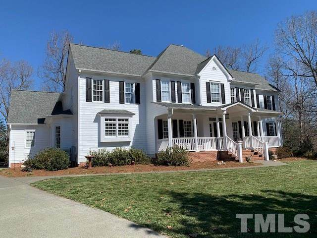 5620 Chimney Swift Drive, Wake Forest, NC 27587 (#2370768) :: M&J Realty Group